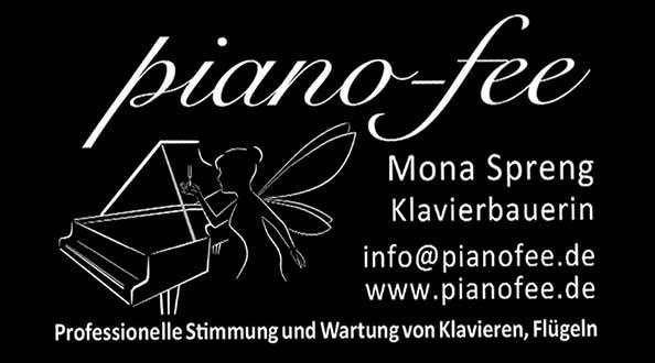 Die Pianofee